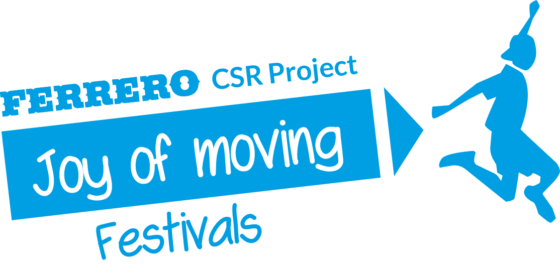 Joy of Moving Festival Logo