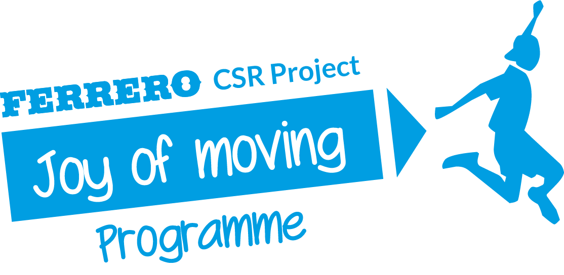 Joy of Moving Programme Logo