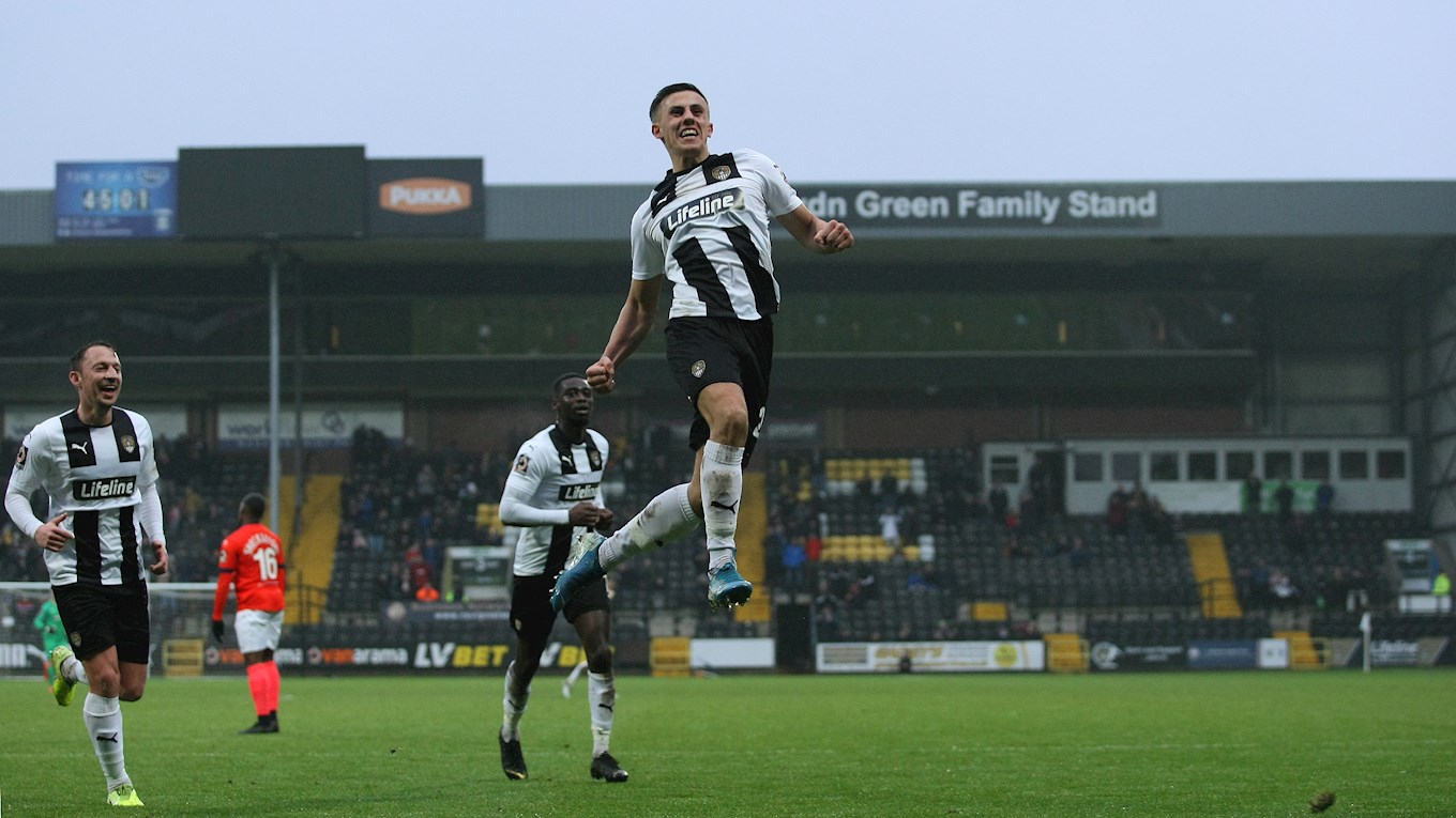 Sam Osbourne jumps for joy after doubling Notts lead..jpg