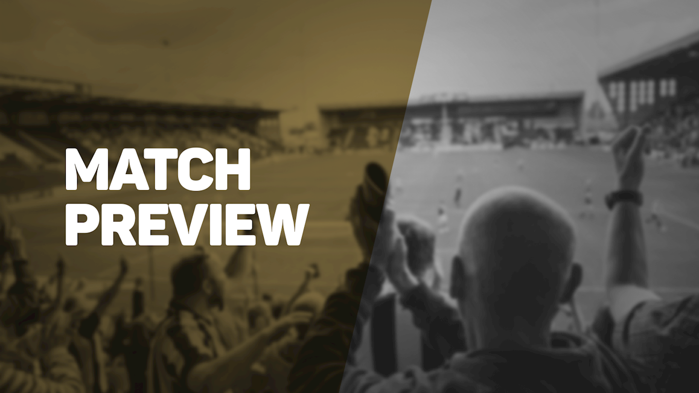 Mansfield Town (H) - News - Notts County FC