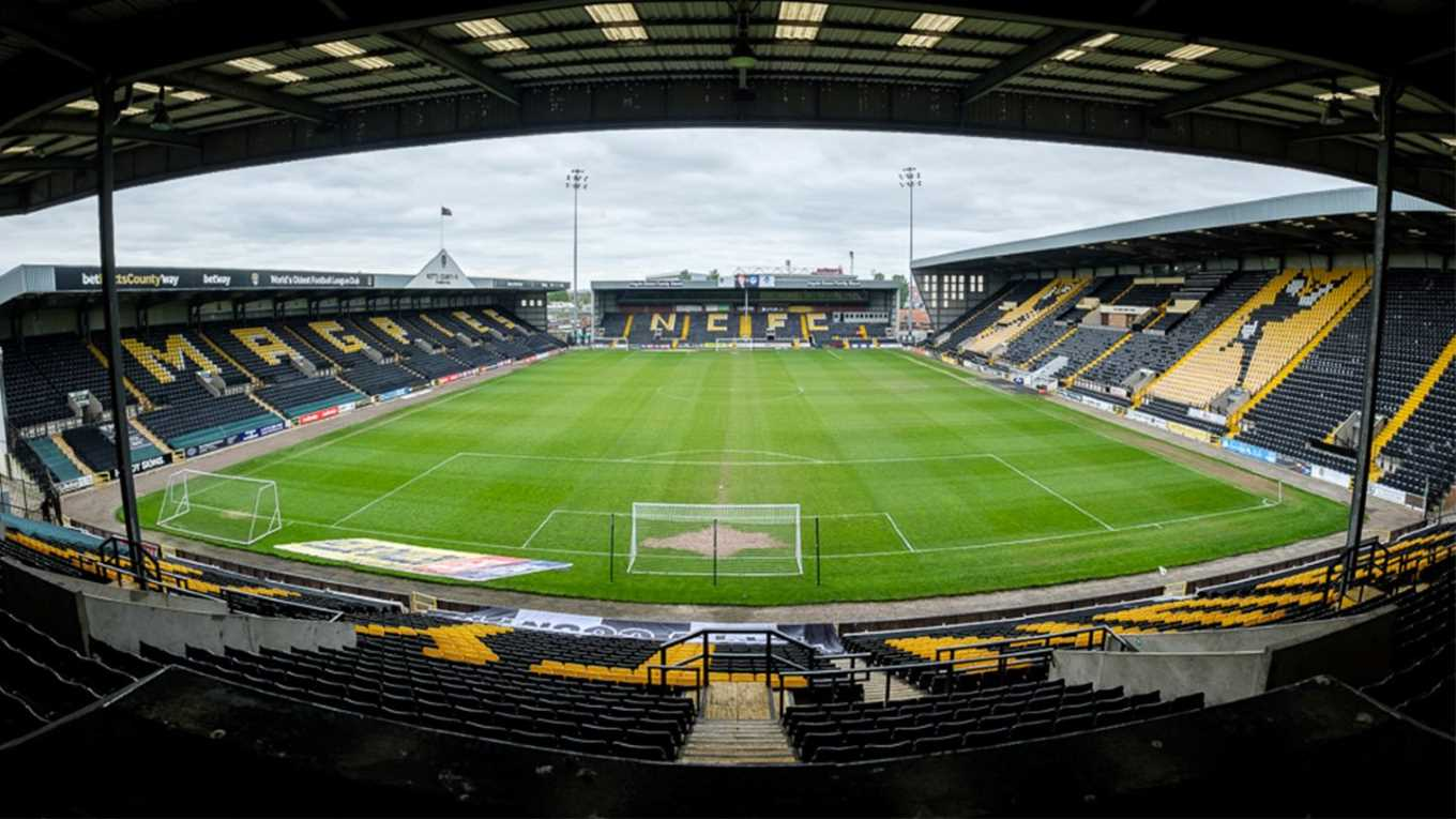 Wycombe fixture moved - News - Notts County FC
