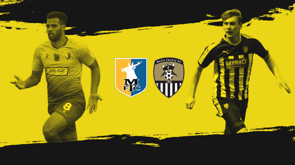 Preview: Macclesfield (H) - News - Notts County FC