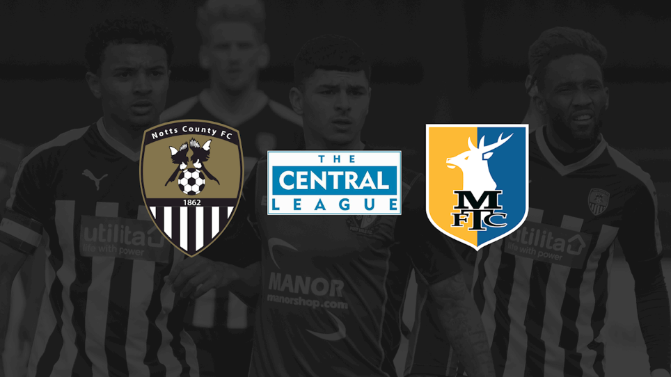 Preview: MK Dons (H) - News - Notts County FC